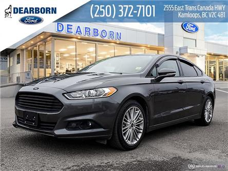 2016 Ford Fusion SE (Stk: PL083) in Kamloops - Image 1 of 26