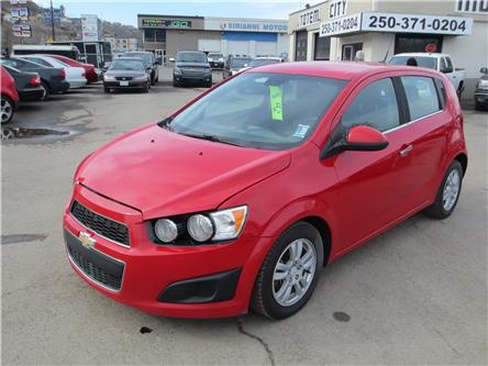2012 Chevrolet Sonic LT (Stk: ) in Kamloops - Image 1 of 23