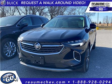 2021 Buick Envision Essence (Stk: 21-0393) in LaSalle - Image 1 of 6