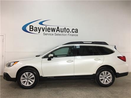 2017 Subaru Outback 2.5i (Stk: 37708W) in Belleville - Image 1 of 29