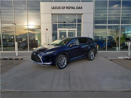 2021 Lexus RX 350L Base (Stk: L21245) in Calgary - Image 1 of 14