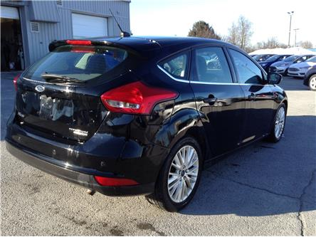2016 Ford Focus Titanium (Stk: 210093) in Kingston - Image 1 of 25