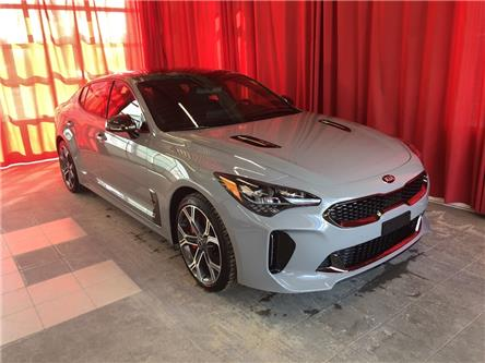 2021 Kia Stinger GT (Stk: K21155) in Listowel - Image 1 of 18