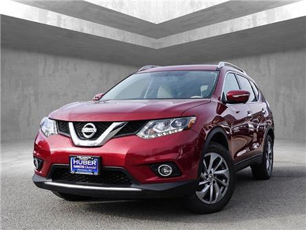 2015 Nissan Rogue  (Stk: 9682A) in Penticton - Image 1 of 21