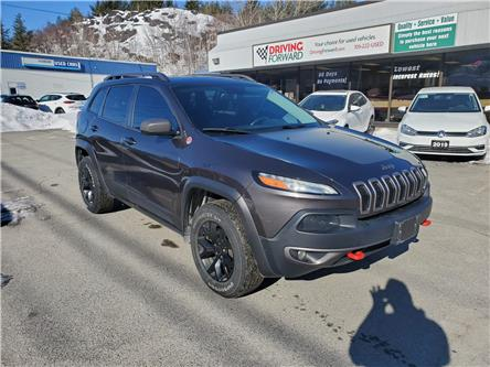 2015 Jeep Cherokee Trailhawk (Stk: ZCHER) in Sudbury - Image 1 of 17