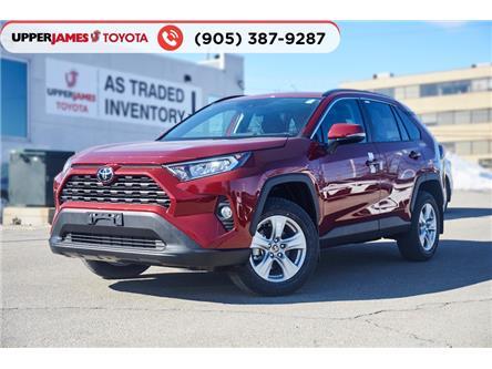 2021 Toyota RAV4 XLE (Stk: 210205) in Hamilton - Image 1 of 21