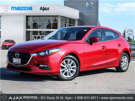 2017 Mazda Mazda3 Sport GS (Stk: P5732) in Ajax - Image 1 of 30