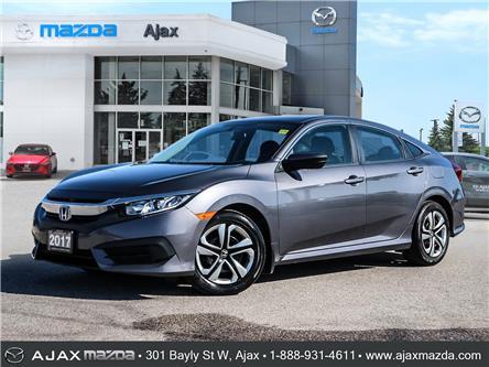 2017 Honda Civic LX (Stk: P5733) in Ajax - Image 1 of 27