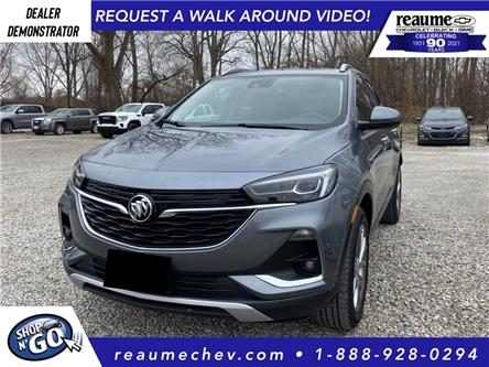 2021 Buick Encore GX Essence (Stk: 21-0143) in LaSalle - Image 1 of 5