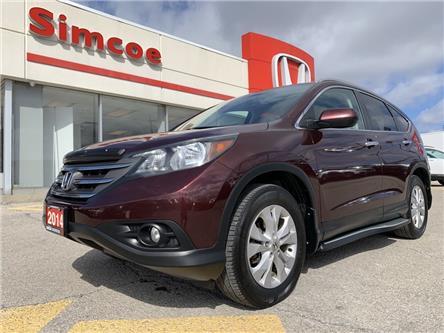 2014 Honda CR-V Touring (Stk: -) in Simcoe - Image 1 of 22