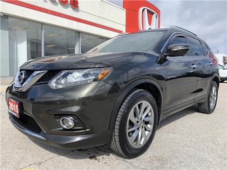 2015 Nissan Rogue SL (Stk: 20193A) in Simcoe - Image 1 of 22