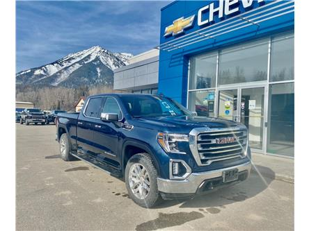 2019 GMC Sierra 1500 SLT (Stk: 20792M) in Fernie - Image 1 of 11