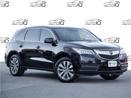 2016 Acura MDX Technology Package (Stk: 7465A) in Welland - Image 1 of 26
