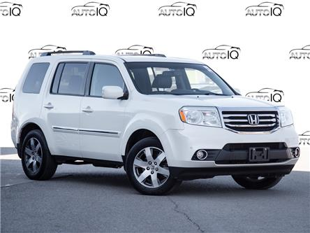 2013 Honda Pilot Touring (Stk: 7491AXZ) in Welland - Image 1 of 21