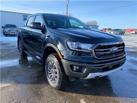 2021 Ford Ranger Lariat (Stk: 21111) in Wilkie - Image 1 of 24