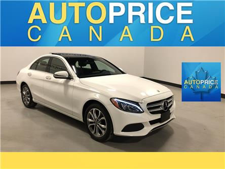 2018 Mercedes-Benz C-Class Base (Stk: H2960) in Mississauga - Image 1 of 25