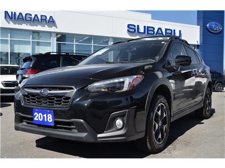 2018 Subaru Crosstrek Sport (Stk: Z1858) in St.Catharines - Image 1 of 5