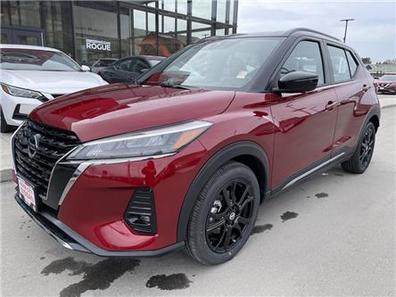 2021 Nissan Kicks SR (Stk: T21060) in Kamloops - Image 1 of 25