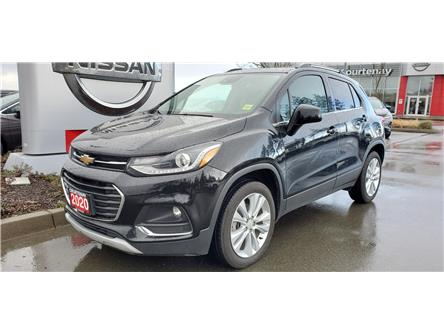 2020 Chevrolet Trax Premier (Stk: U0161) in Courtenay - Image 1 of 9