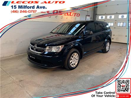 2016 Dodge Journey CVP/SE Plus (Stk: 171519) in Toronto - Image 1 of 12