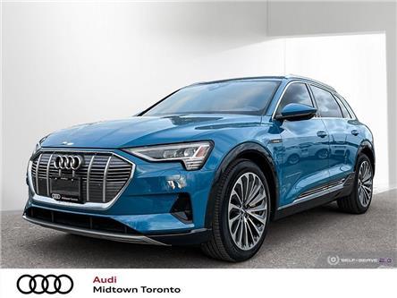 2019 Audi e-tron 55 Progressiv (Stk: P8796) in Toronto - Image 1 of 25