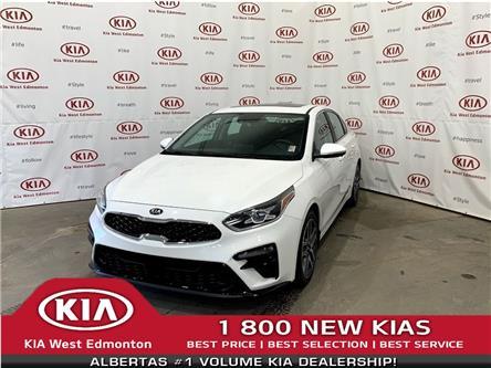 2020 Kia Forte EX Premium (Stk: 22010) in Edmonton - Image 1 of 26