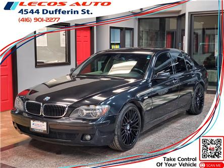 2008 BMW 750i  (Stk: DT12158) in Toronto - Image 1 of 30