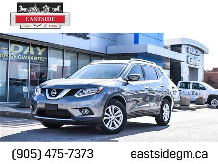 2016 Nissan Rogue  (Stk: 821586B) in Markham - Image 1 of 24
