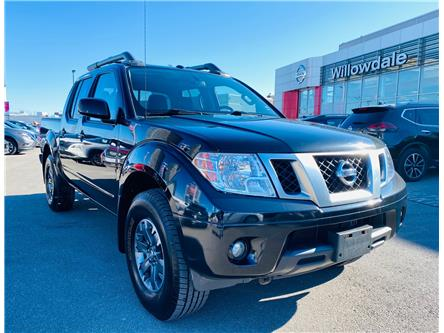2016 Nissan Frontier PRO-4X (Stk: H9291B) in Thornhill - Image 1 of 20