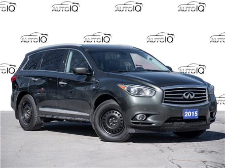 2015 Infiniti QX60 Base (Stk: 40-72) in St. Catharines - Image 1 of 30