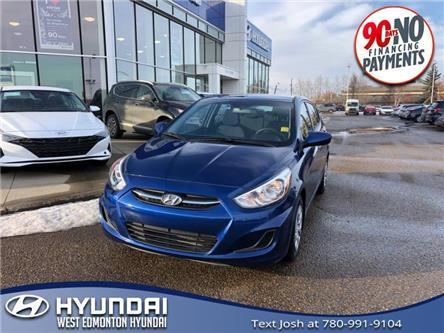 2016 Hyundai Accent SE (Stk: 17225A) in Edmonton - Image 1 of 13