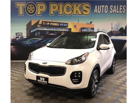 2018 Kia Sportage SX Turbo (Stk: 477103) in NORTH BAY - Image 1 of 29