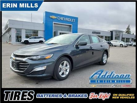 2021 Chevrolet Malibu LS (Stk: MF032703) in Mississauga - Image 1 of 17