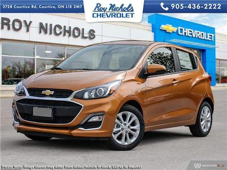 2021 Chevrolet Spark 1LT CVT (Stk: X012) in Courtice - Image 1 of 23
