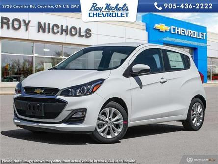 2021 Chevrolet Spark 1LT CVT (Stk: X025) in Courtice - Image 1 of 23