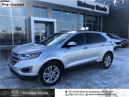 2016 Ford Edge SEL AWD (Stk: 1417a) in Saskatoon - Image 1 of 14