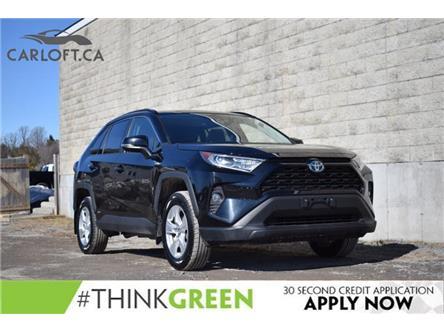 2019 Toyota RAV4 Hybrid XLE (Stk: B6993) in Kingston - Image 1 of 24