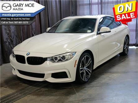2017 BMW 4 Series 440i xDrive AWD (Stk: 1MS0962A) in Red Deer - Image 1 of -21