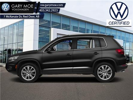 2013 Volkswagen Tiguan TRENDLINE (Stk: 0TG0083A) in Red Deer County - Image 1 of 2