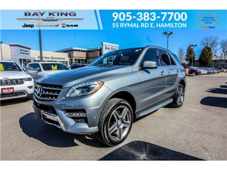 2015 Mercedes-Benz M-Class Base (Stk: A3200108A) in Hamilton - Image 1 of 30