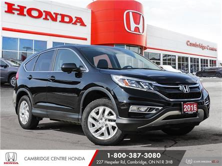 2016 Honda CR-V EX (Stk: U5148) in Cambridge - Image 1 of 27