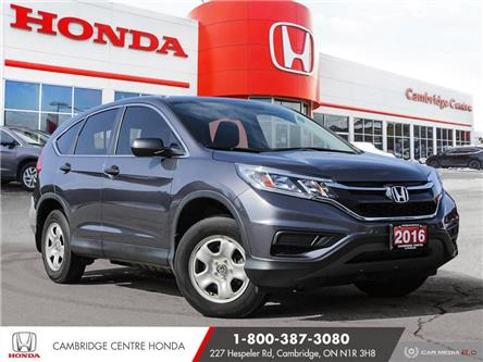 2016 Honda CR-V LX (Stk: 21561A) in Cambridge - Image 1 of 27
