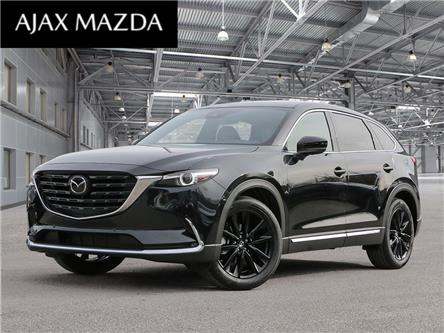 2021 Mazda CX-9 Kuro Edition (Stk: 21-1308) in Ajax - Image 1 of 22