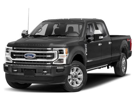 2021 Ford F-350 Platinum (Stk: M-1208) in Calgary - Image 1 of 9