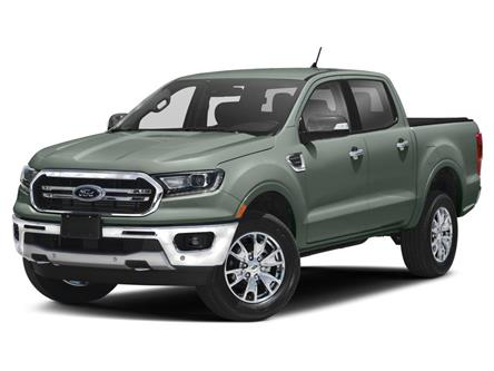 2021 Ford Ranger Lariat (Stk: M-1211) in Calgary - Image 1 of 9