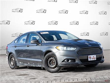 2015 Ford Fusion SE (Stk: 6604BXZ) in Barrie - Image 1 of 23