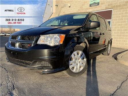 2013 Dodge Grand Caravan SE STOW N GO TINT, 7 PASSENGER, LEATHER, ABS, KEYL (Stk: 48810A) in Brampton - Image 1 of 14