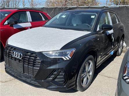 2021 Audi Q3 45 Technik (Stk: 210413) in Toronto - Image 1 of 5