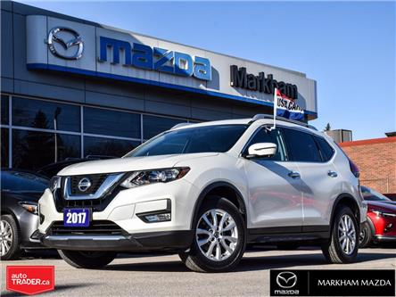 2017 Nissan Rogue  (Stk: N210403A) in Markham - Image 1 of 30