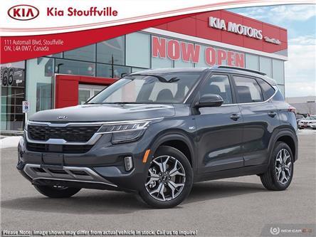 2021 Kia Seltos EX Premium (Stk: 21230) in Stouffville - Image 1 of 23